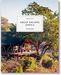 Great Escapes: Africa. The Hotel Book. 2020 Edition (Multilingual Edition)