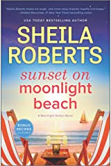 Sunset on Moonlight Beach: A Moonlight Harbor Novel Kindle Edition