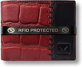 AL FASCINO Stylish RFID Blocking Wallet for Men