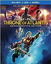 DCU JL: Throne of Atlantis Comm ED (BD/D