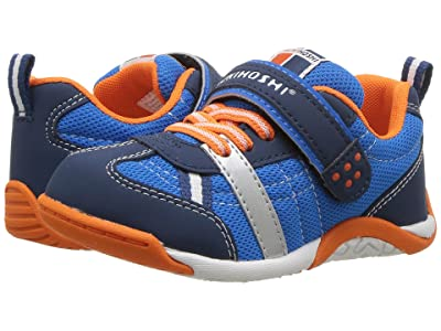Tsukihoshi Kids Kaz (Toddler/Little Kid) (Navy/Tangerine) Boy