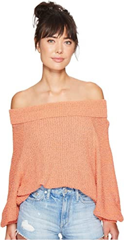 Free People - Edessa Pullover