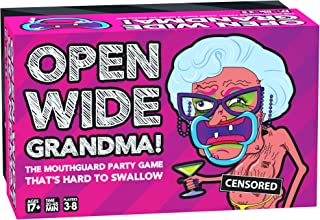 Open Wide Grandma! - The (NSFW) Mouthguard Party Game