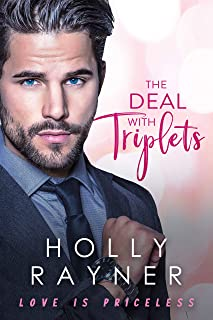 The Deal With Triplets (Love Is Priceless Book 3)