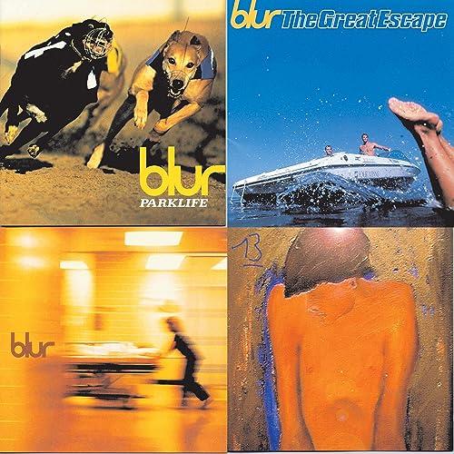 Blur: grandes éxitos