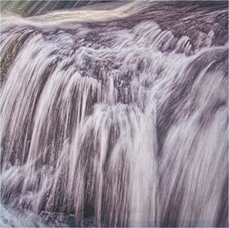 Amazon Com Waterfall In D By Philippe Sainte Laudy 35x35 Inch Canvas Wall Art Prints Posters Prints