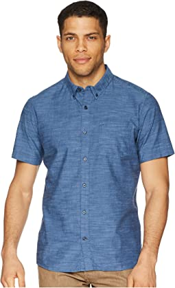 Hurley - One & Only 2.0 Short Sleeve Woven