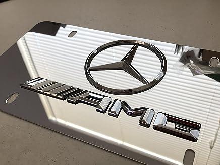 Lexus Chrome License Plate Frame w// Screw Covers by StickyChimp