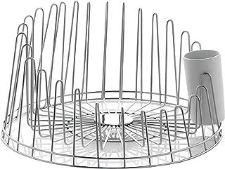 Alessi APD04 Tempo Dish Drainer, Silver
