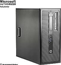 2018 HP ProDesk 600 G1 TW Business Desktop,Intel Core I5-4570 3.2GHz up to 3.6GHz,16GB DDR3,Brand New 120GB SSD+1TB,USB 3.0,DVD,WIFI,VGA,Display Port,HDMI,Bluetooth 4.0,W10P64 (Renewed)