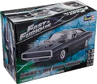 Revell- Dominic'S '70 Dodge Charger,Escala 1:25 Kit de Modelos de plástico, (14319)
