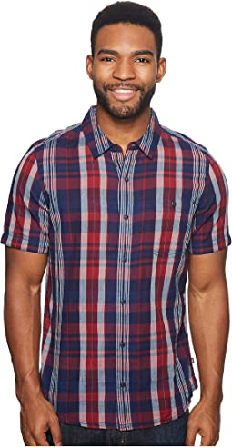Toad&Co Beckmen Short Sleeve Slim Shirt