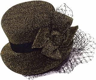 Steampunk Mini Sombrero en Diadema para Mujer
