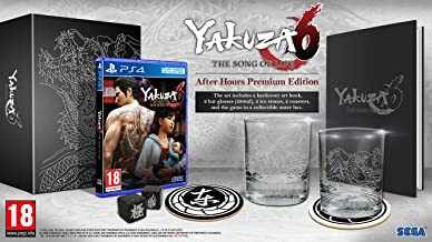 Best Yakuza 6: The Song of Life After Hours Premium Edition (PS4) Review