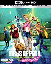 Birds of Prey (BIL/Blu-ray + Digital + 4K Ultra HD)