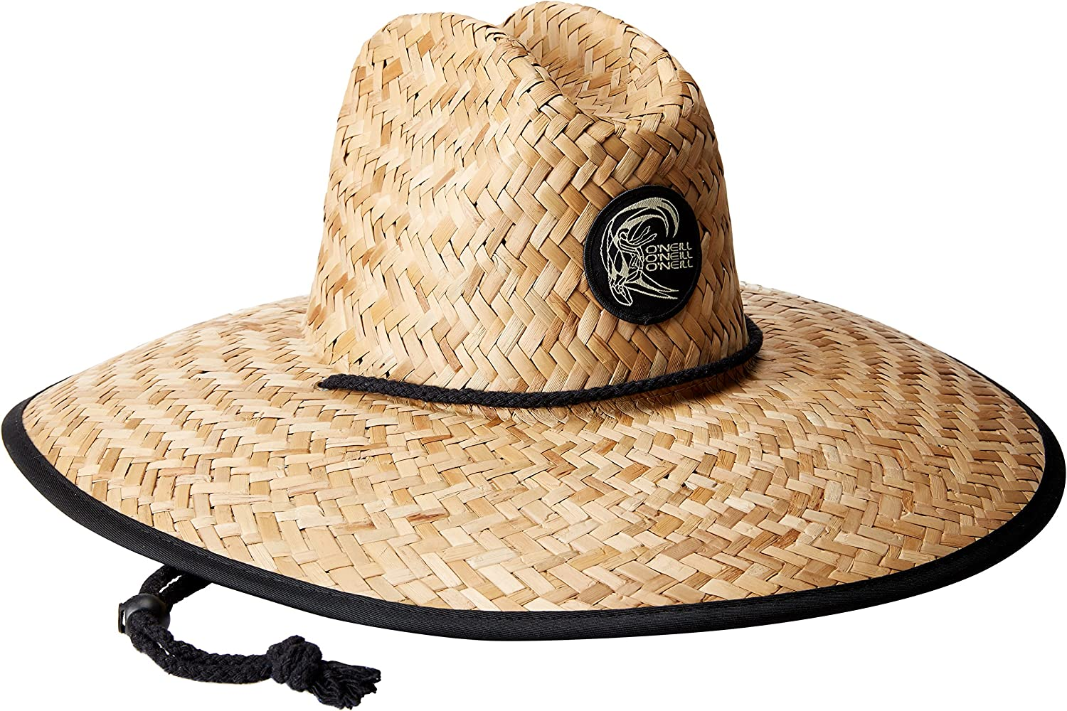 O'NEILL Men's Sonoma Print Straw Hat : Clothing, Shoes & Jewelry