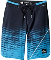 Quiksilver Kids - New Wave Boardshorts (Big Kids)