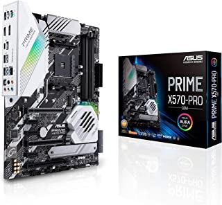 ASUS Prime X570 PRO AM4 ATX Motherboard