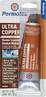 Best permatex ultra copper exhaust Reviews