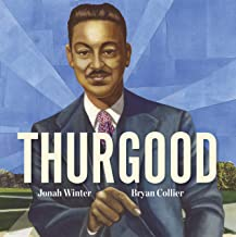 Thurgood (English Edition)