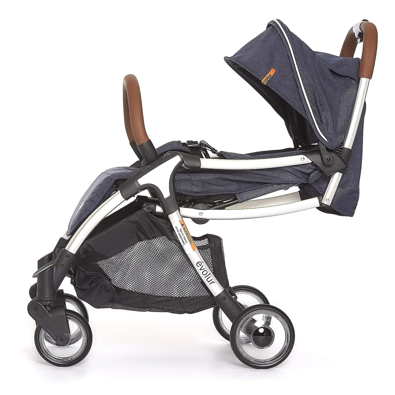 Evolur Vogue Stroller, Denim