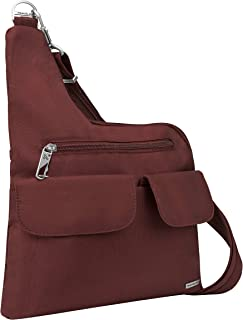 Travelon Anti-Theft Cross-Body Bag, Two Pocket