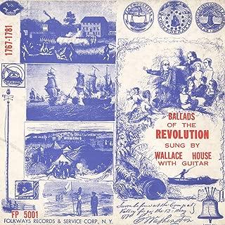 Ballads of the American Revolution, 1767-1781
