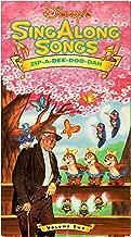 Sing Along Songs: Zip-A-Dee-Doo-Dah (Volume Two) VHS
