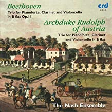 The Nash Ensemble Performs Beethoven and Archduke Rudolph of Austria