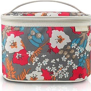 3e03a3e29 Necessaire Frasqueira Estampada G Jacki Design ABC17200 - Bege Floral