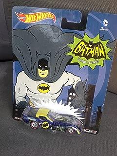 Hot Wheels Batman Classic TV Series Batman '78 Corvette Funny Car Die Cast