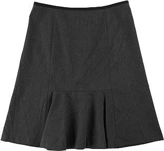 Womens Flippy Ponte Skirt