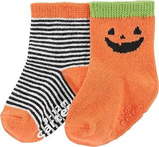 Unisex Baby Halloween 2-Pack Socks Booties