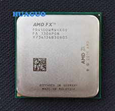AMD FX-Series FX 4100 3.6 GHz Quad-Core CPU Processor FD4100WMW4KGU Socket AM3+