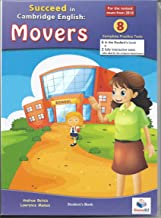 SUCCEED IN CAMBRIDGE ENGLISH MOVERS 8 PRACTICE TESTS STUDEN (Cambridge English YLE)