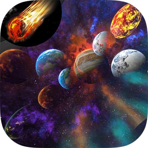 Asteroids Galaxy 3D