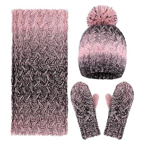 578a00668af Arctic Paw Adult 3 Piece Winter Bundle - Hat