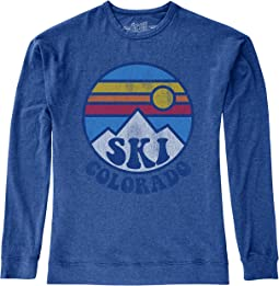 Cozy Haachi Ski Colorado Sweatshirt (Big Kids)