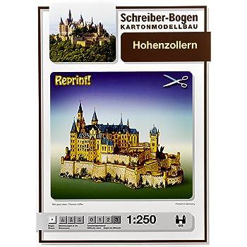 Aue Verlag 23 x 9 x 23 cm Schloss Lichtenstein Model Kit