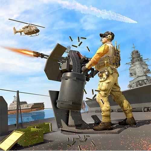 Ultimate Gunship Gunner Schießspiel 2019