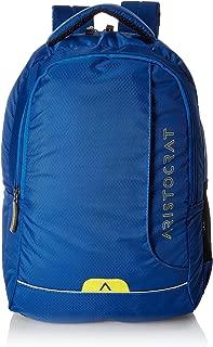 Aristocrat 27 Ltrs Blue Laptop Backpack (LPBPZEN2RBL)
