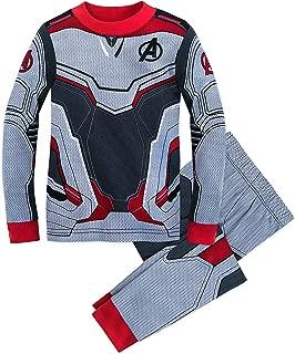 Avengers: Endgame Costume PJ PALS for Boys Multi