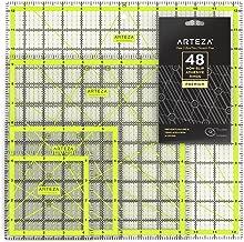 24 square quilting ruler