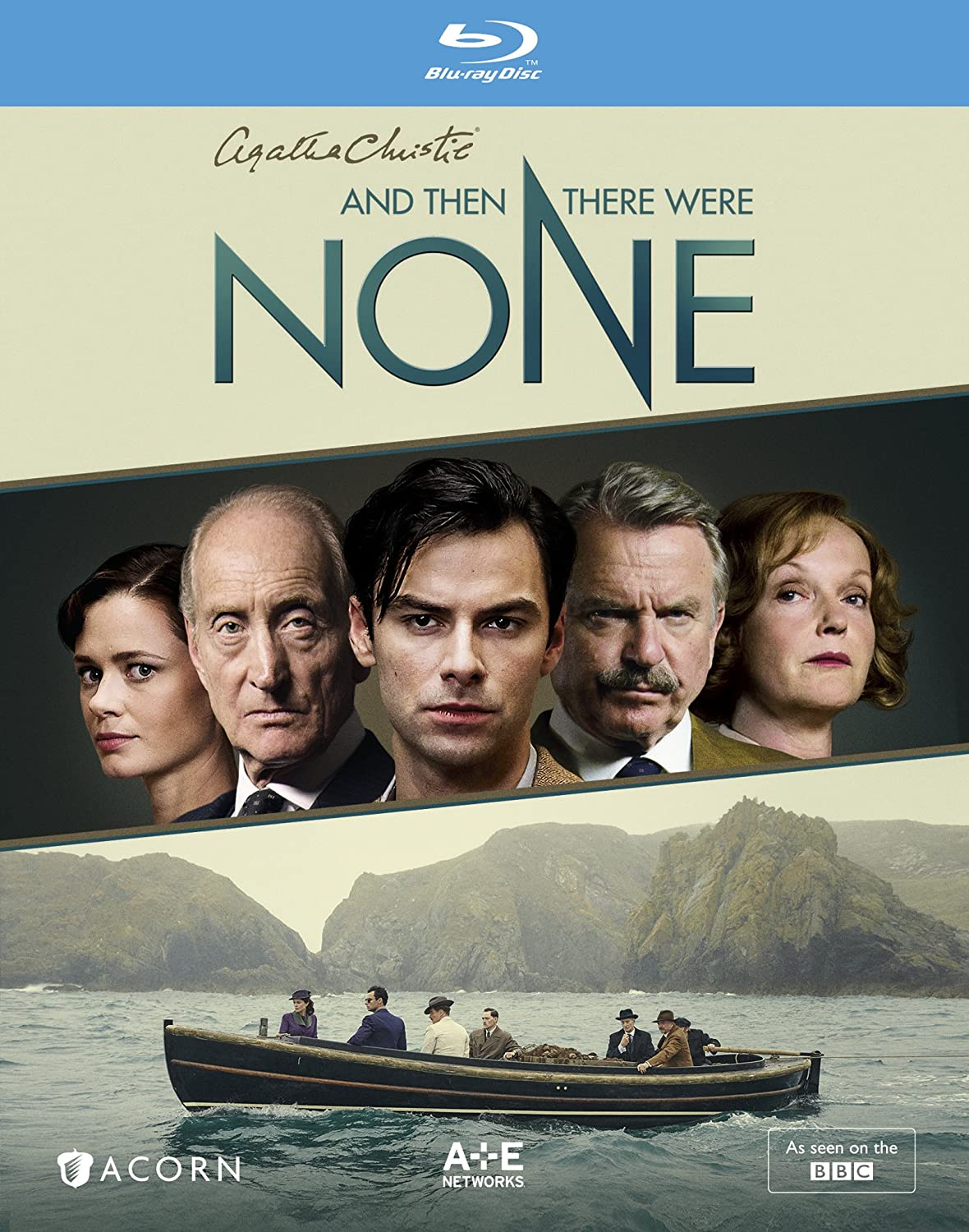 And Then There Were None [Blu-ray]