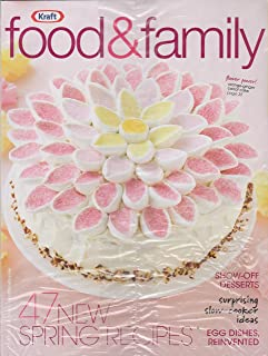 Kraft Food & Family Spring 2015 47 New Spring Recipes