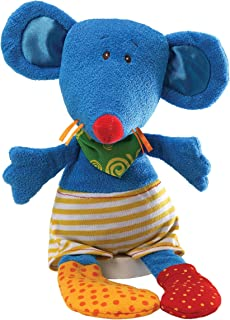 "GUND Sock Hop Mouse Sneaks 14"" Plush"