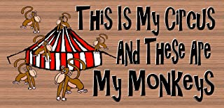 GiggleSticks This is My Circus and These are My Monkeys