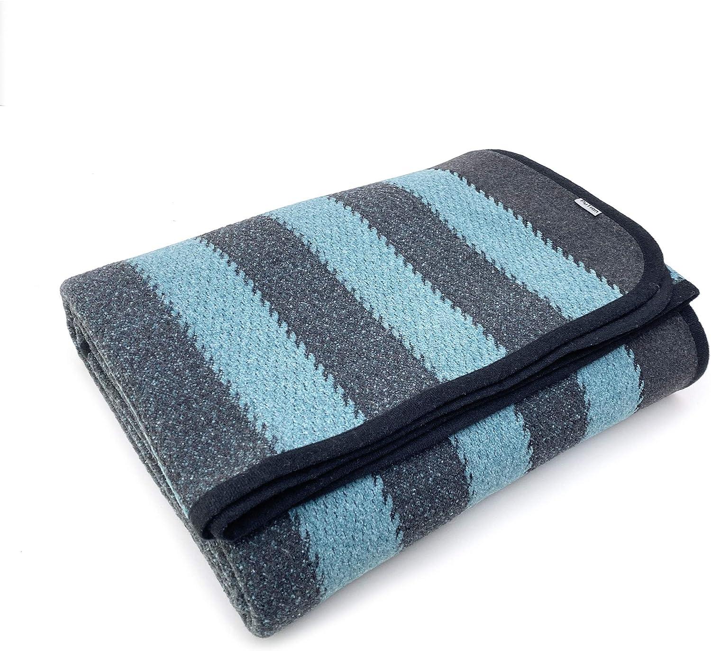 PuTian Merino Wool Blanket - 2.23 half Washable Thick Warm Lar lbs Ranking TOP20
