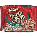 Totino's Party Pizza, Triple Meat, 10.5 oz (Frozen)