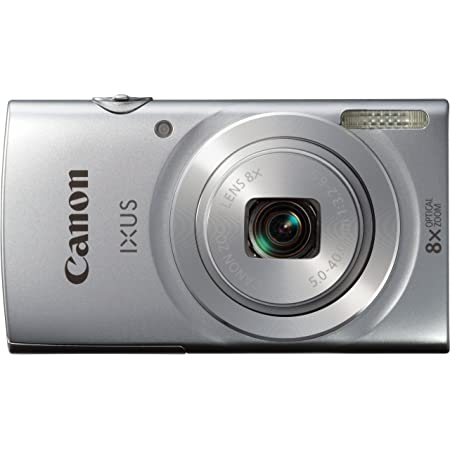 Canon Ixus 145 Digitalkamera 2 7 Zoll Silber Kamera